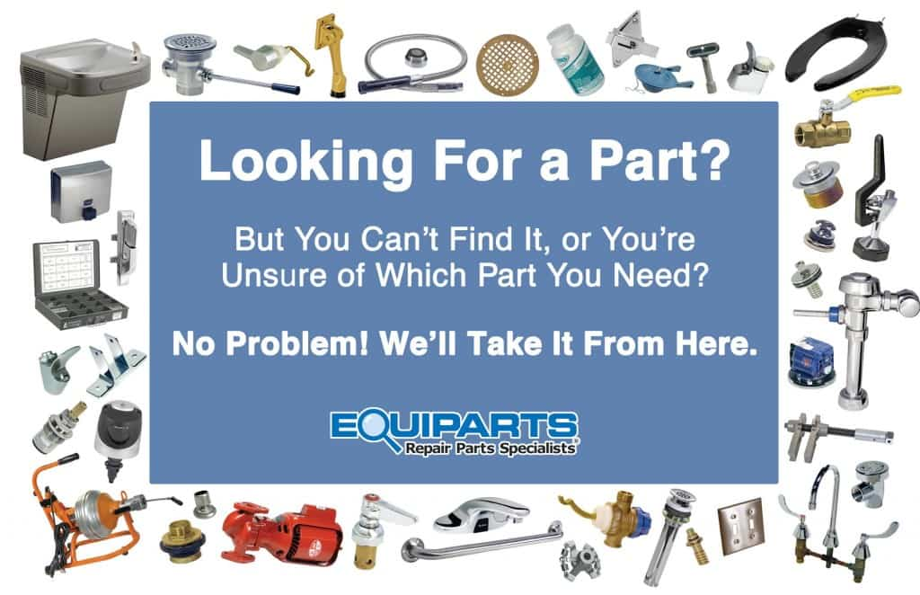 Hard to Find Maintenance and Plumbing Parts