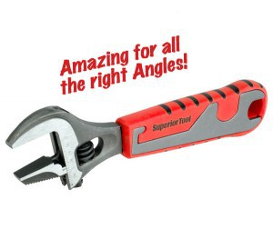 Angle Stop Combo Wrench