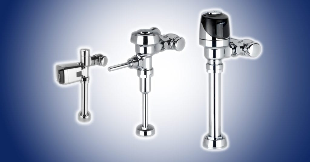 How to Clean Chrome Plated Flush Valves and Faucets - Equiparts ...