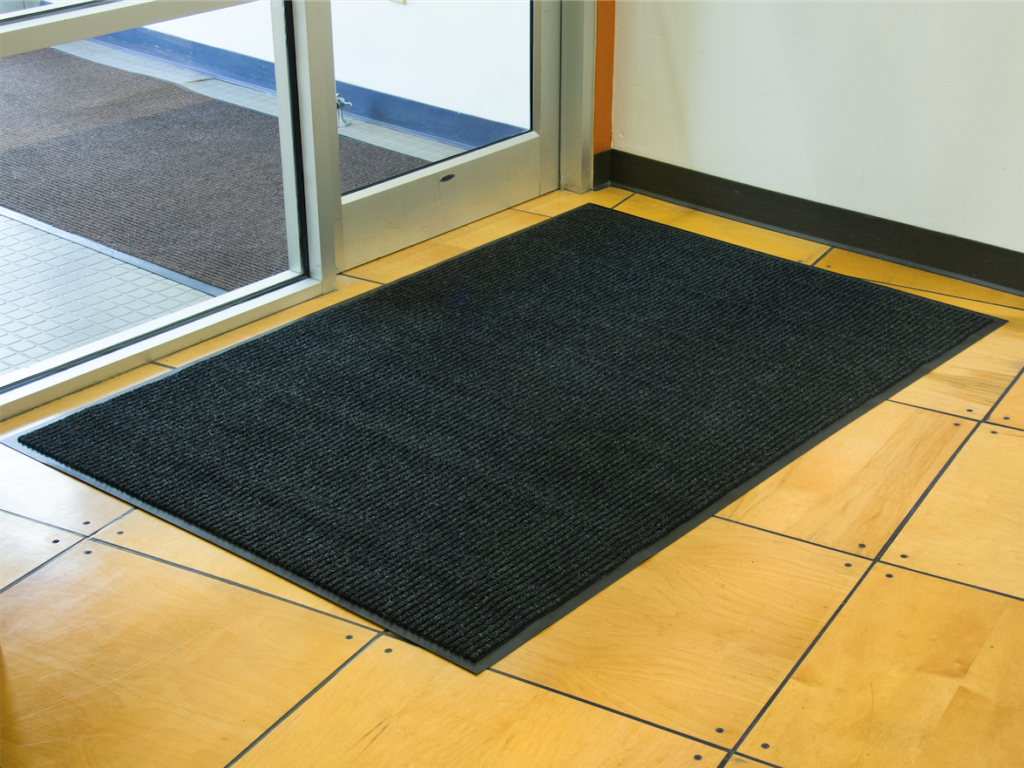 commercial entry mat