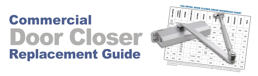 Commercial Door Closer Replacement Guide