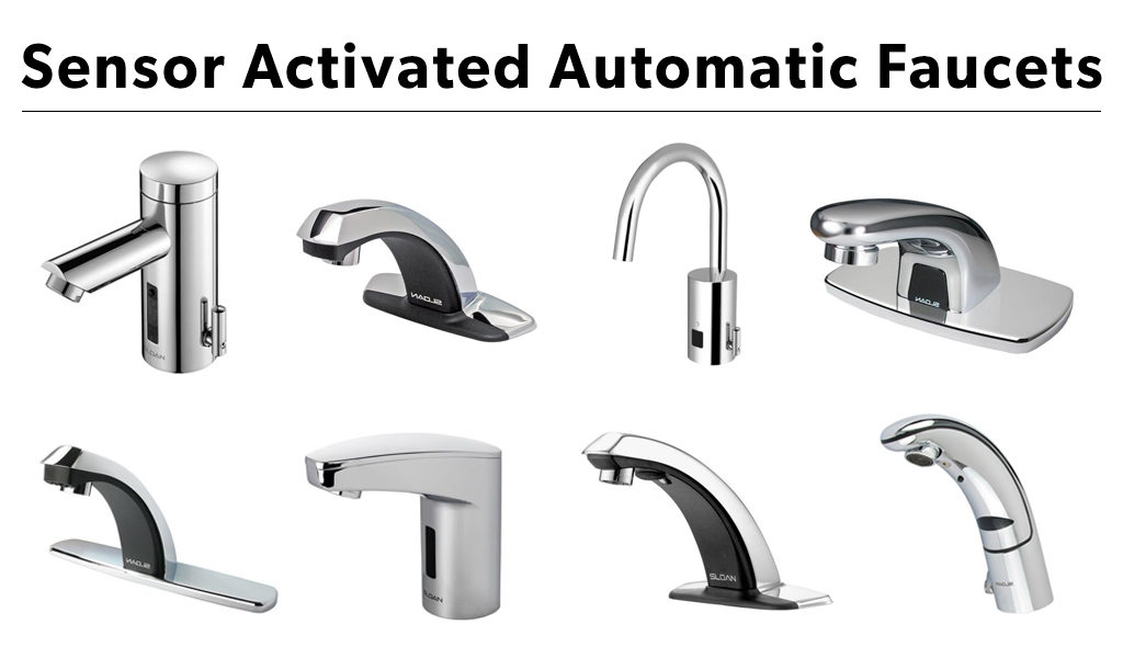Sloan Automatic Faucets