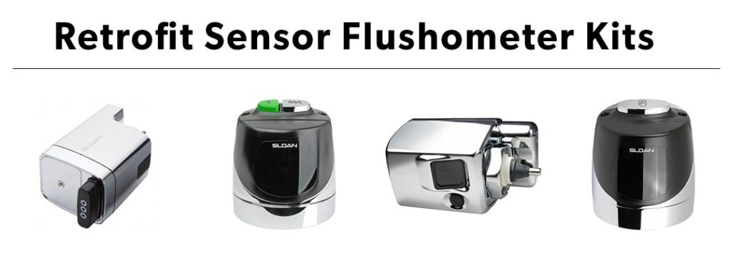 Retrofit Flushometer Options