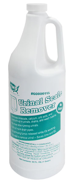 Urinal Scale Remover